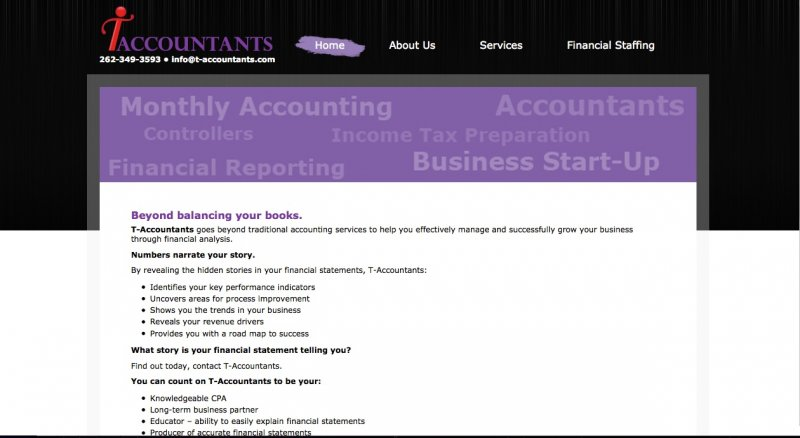 T-Accountants